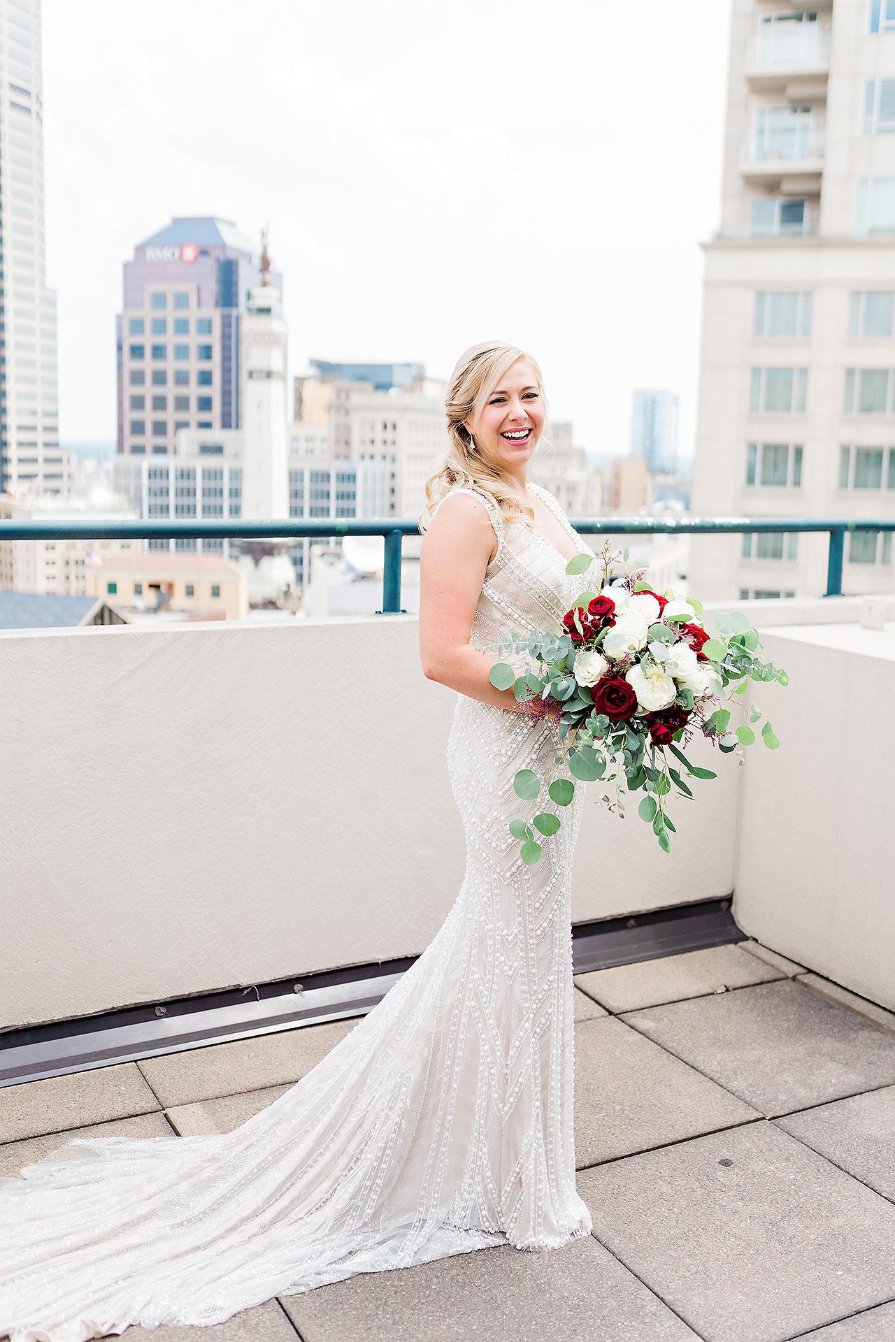 Kara Sean Fountain Square Theater Indianapolis Wedding 065