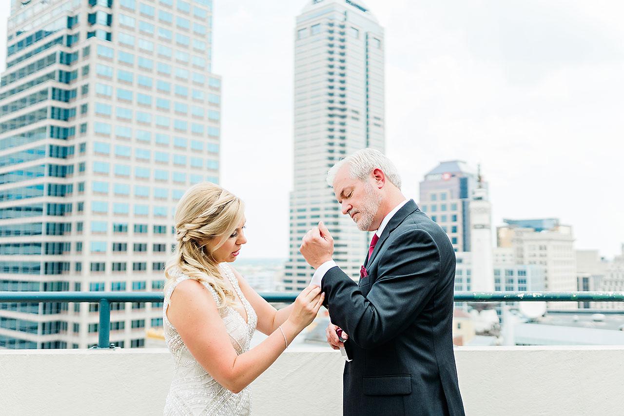 Kara Sean Fountain Square Theater Indianapolis Wedding 062