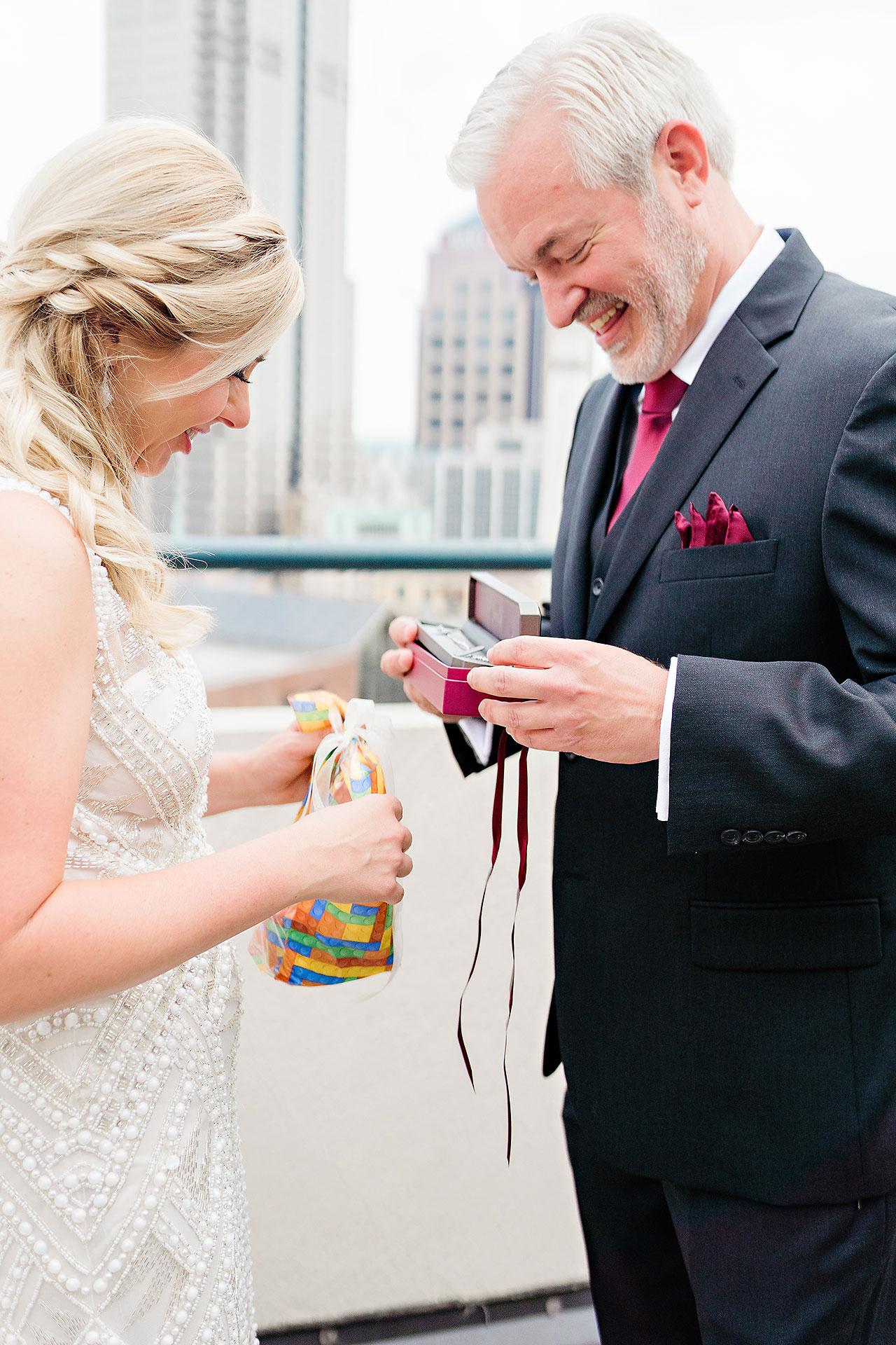 Kara Sean Fountain Square Theater Indianapolis Wedding 056