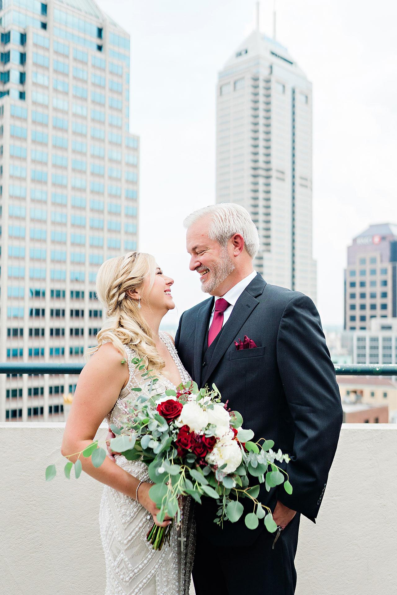 Kara Sean Fountain Square Theater Indianapolis Wedding 053