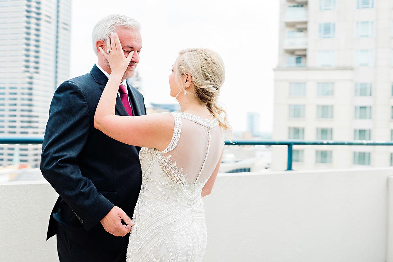 Kara Sean Fountain Square Theater Indianapolis Wedding 050