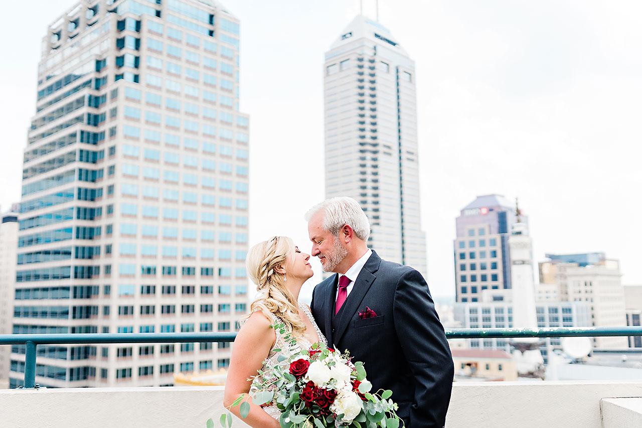 Kara Sean Fountain Square Theater Indianapolis Wedding 051