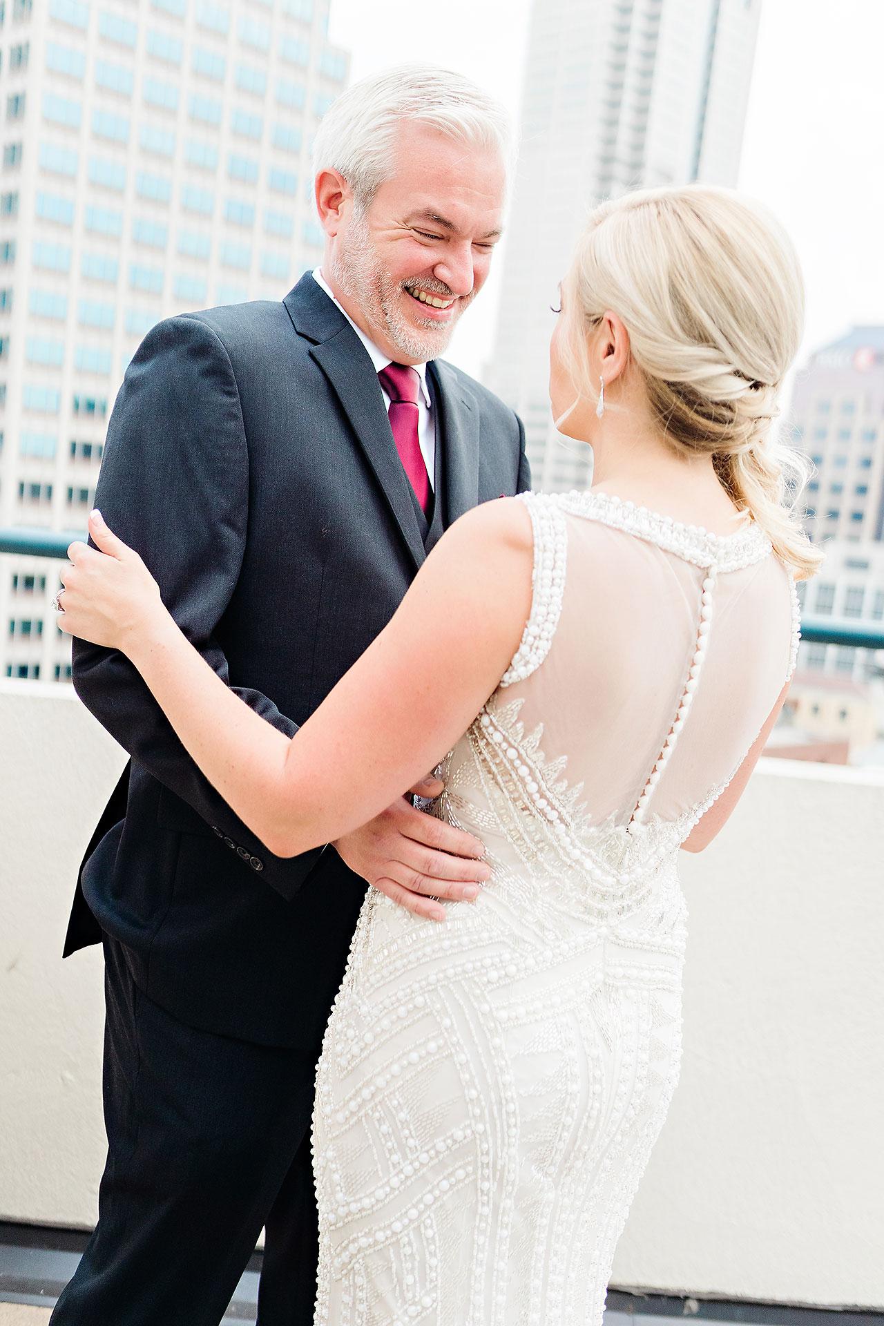 Kara Sean Fountain Square Theater Indianapolis Wedding 048
