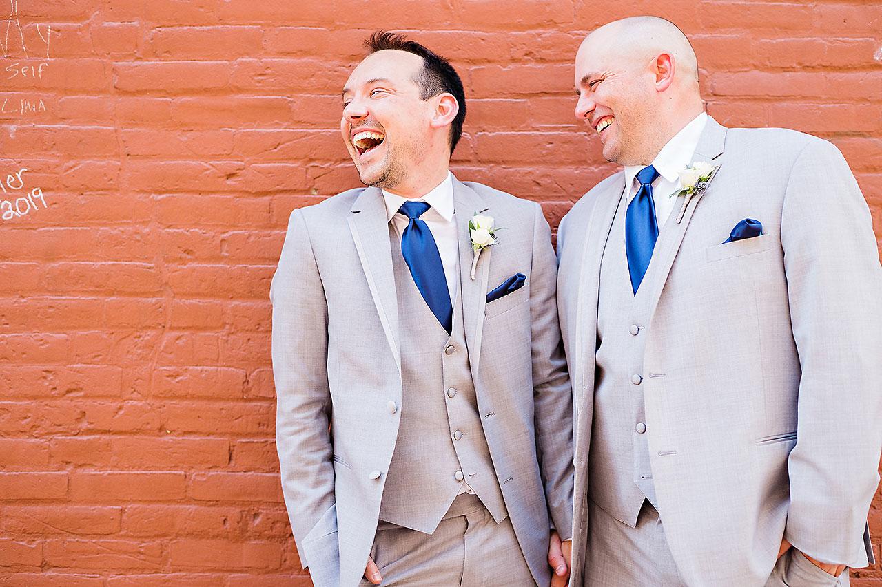 BRIAN + JOHN | MILLTOP NOBLESVILLE WEDDING