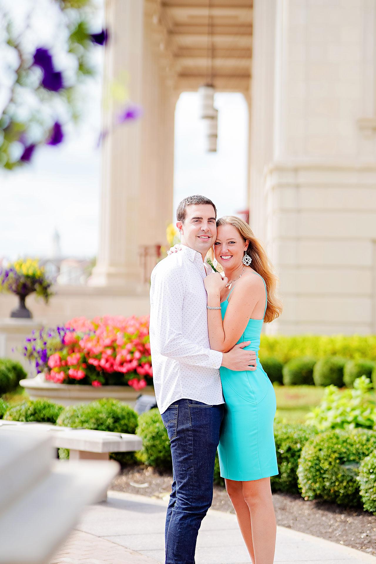 Liz Zach Midtown Carmel Engagement Session 143
