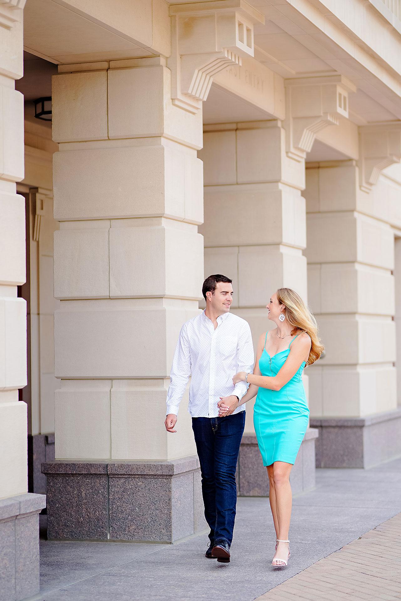 Liz Zach Midtown Carmel Engagement Session 144