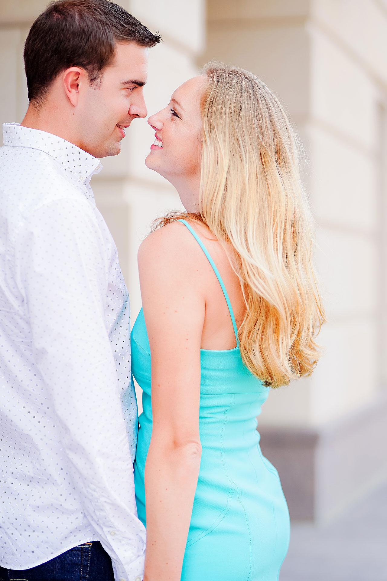 Liz Zach Midtown Carmel Engagement Session 142