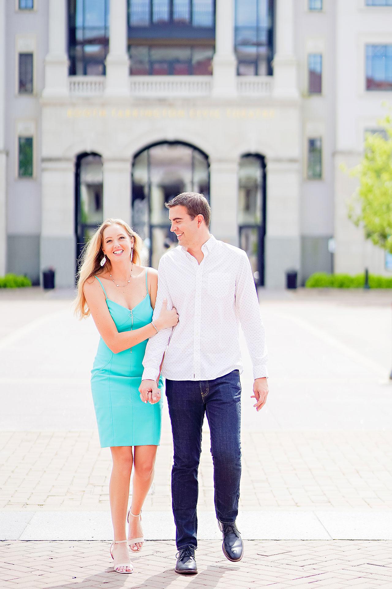 Liz Zach Midtown Carmel Engagement Session 129