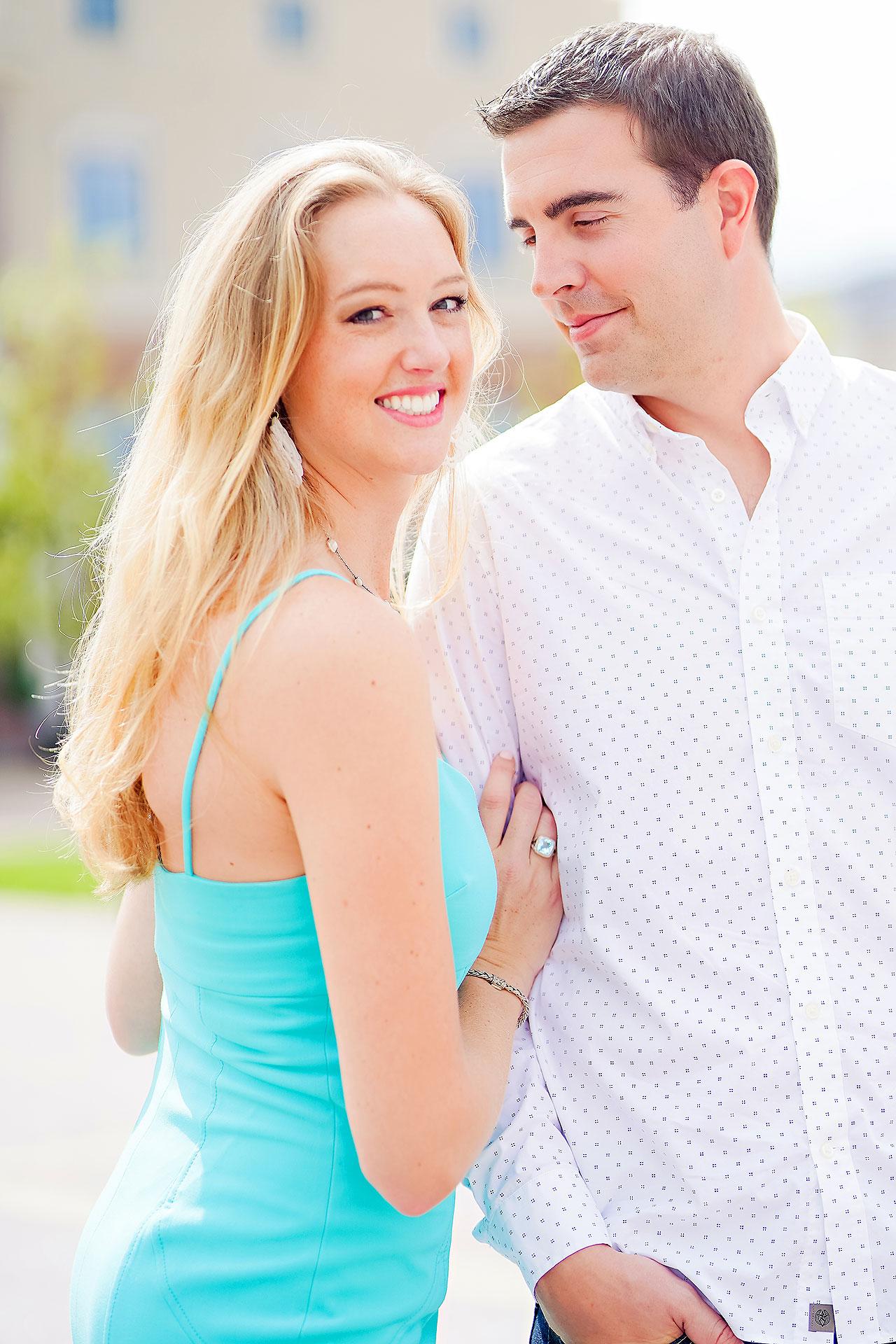 Liz Zach Midtown Carmel Engagement Session 126
