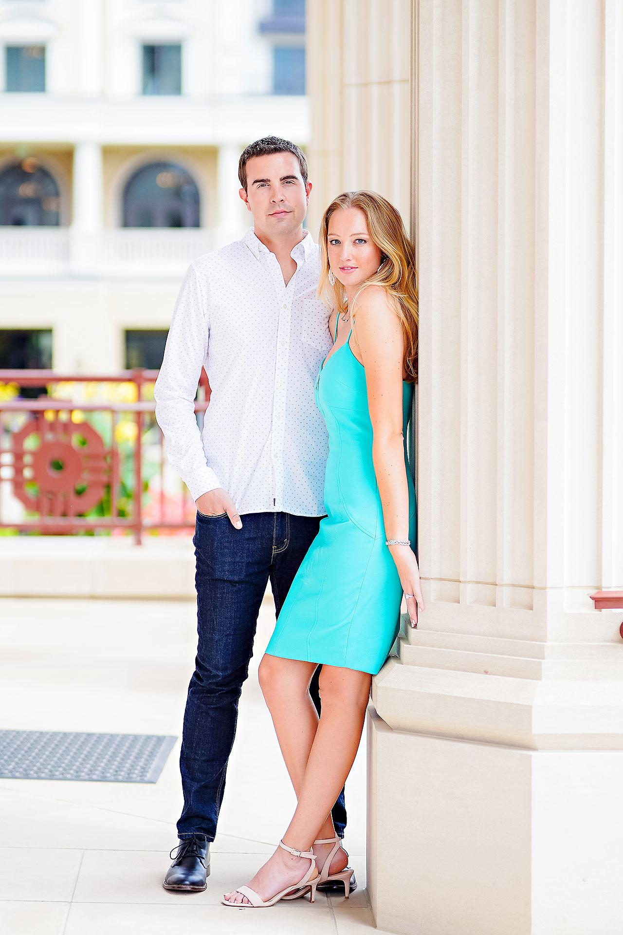 Liz Zach Midtown Carmel Engagement Session 127