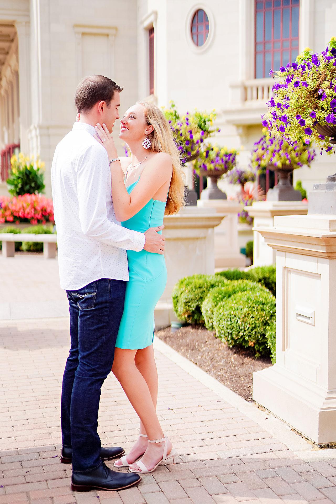 Liz Zach Midtown Carmel Engagement Session 125