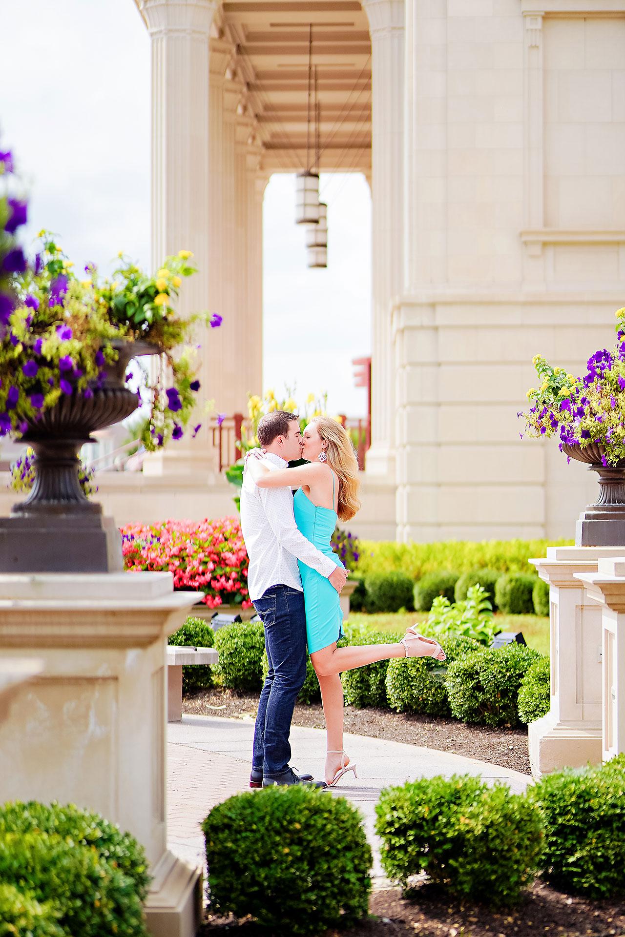 Liz Zach Midtown Carmel Engagement Session 114