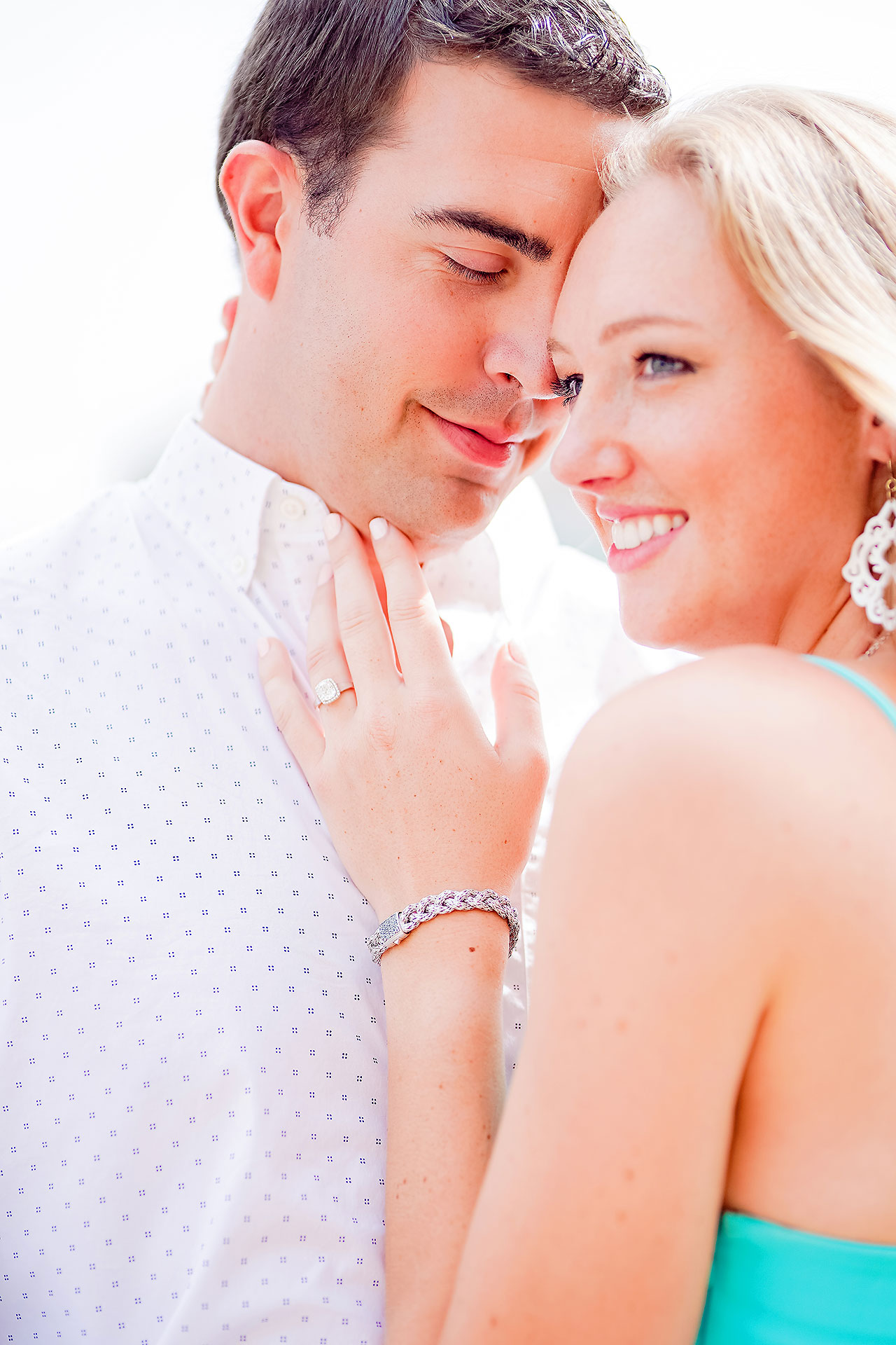 Liz Zach Midtown Carmel Engagement Session 115