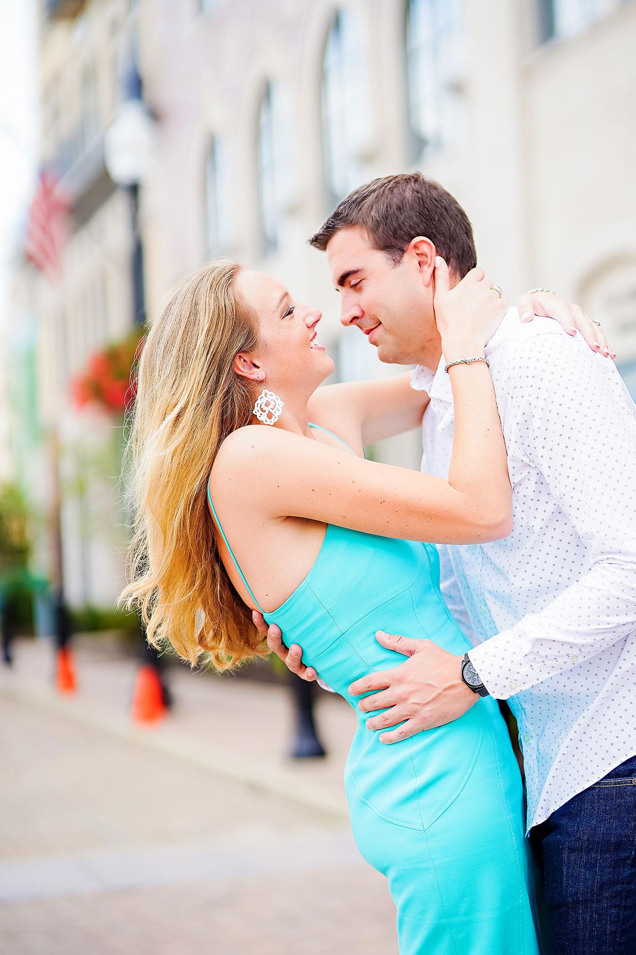 Liz Zach Midtown Carmel Engagement Session 113