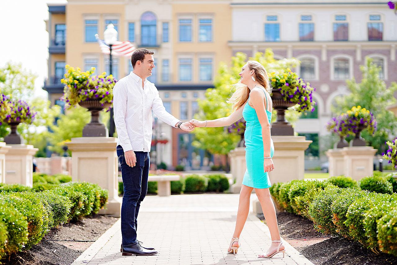 Liz Zach Midtown Carmel Engagement Session 111