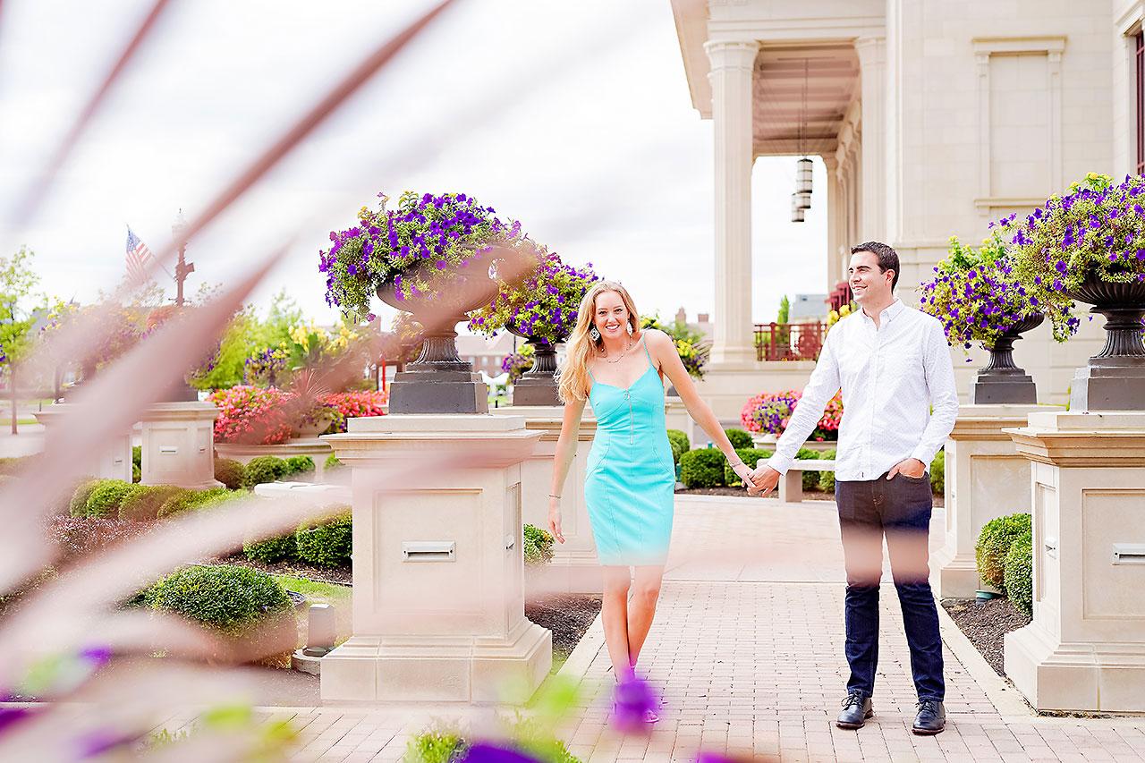 Liz Zach Midtown Carmel Engagement Session 109