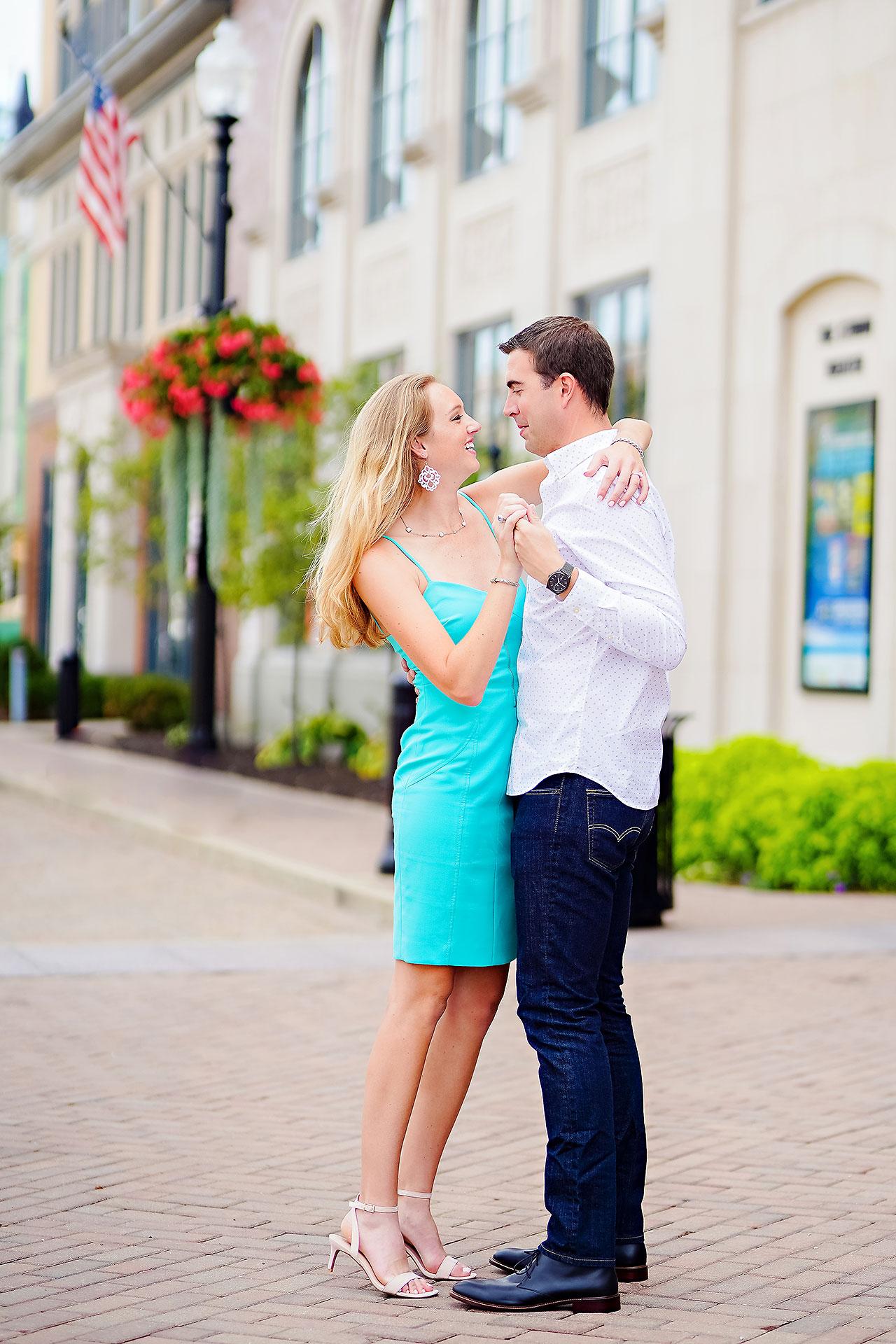 Liz Zach Midtown Carmel Engagement Session 105