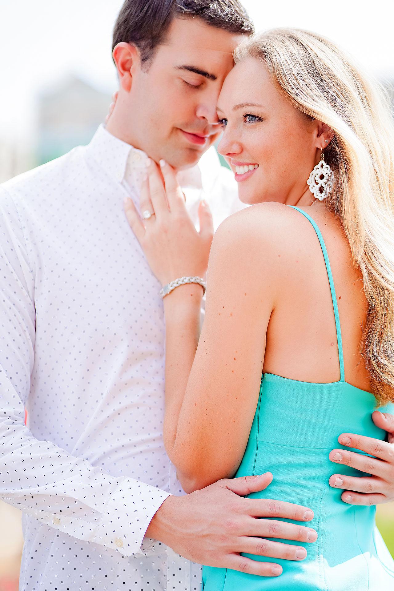 Liz Zach Midtown Carmel Engagement Session 106