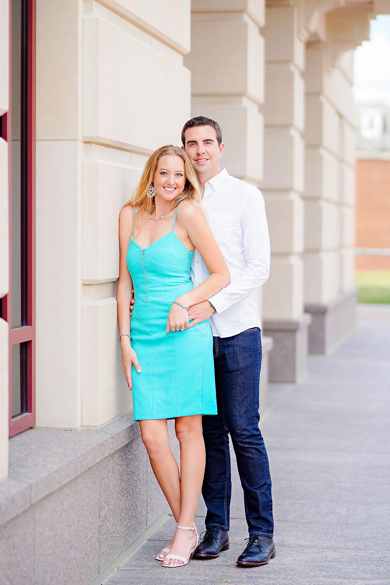 Liz Zach Midtown Carmel Engagement Session 103