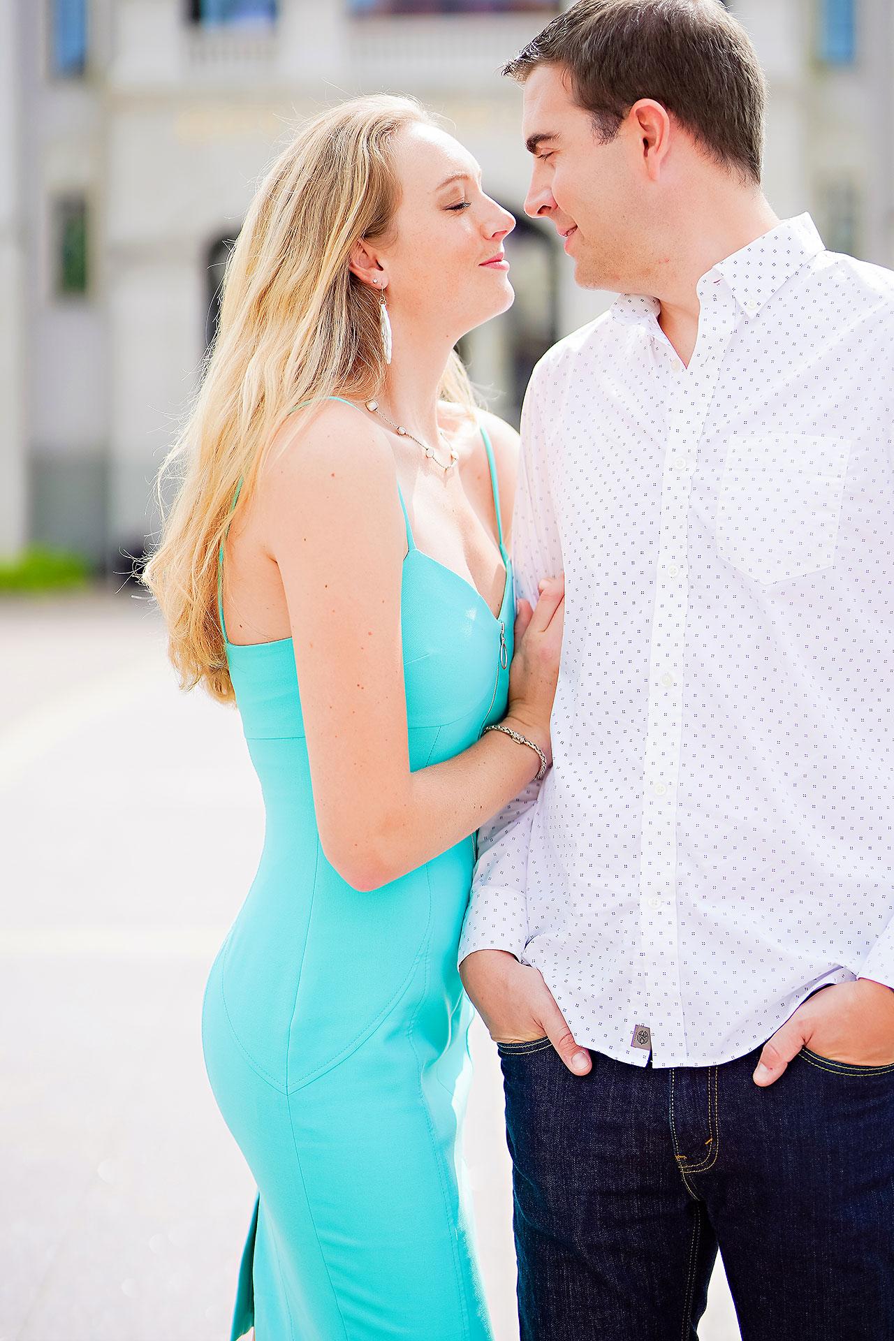 Liz Zach Midtown Carmel Engagement Session 104