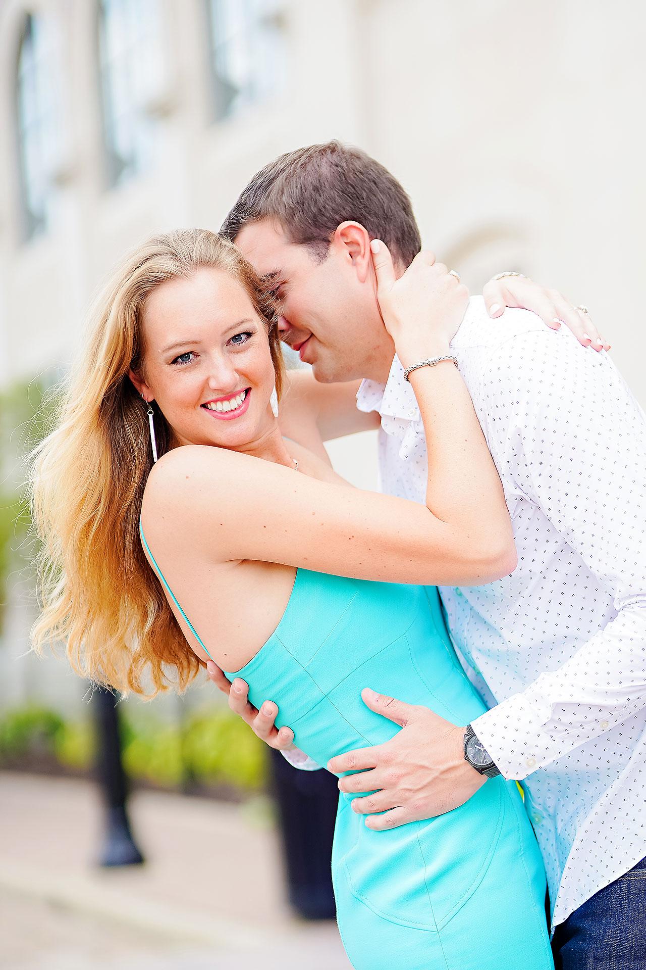 Liz Zach Midtown Carmel Engagement Session 096