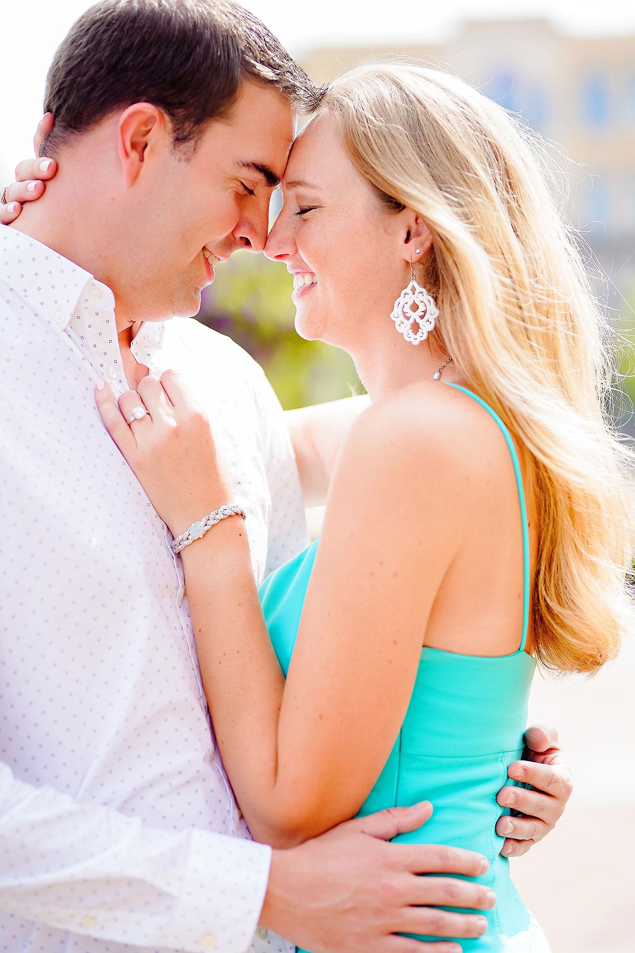 Liz Zach Midtown Carmel Engagement Session 092
