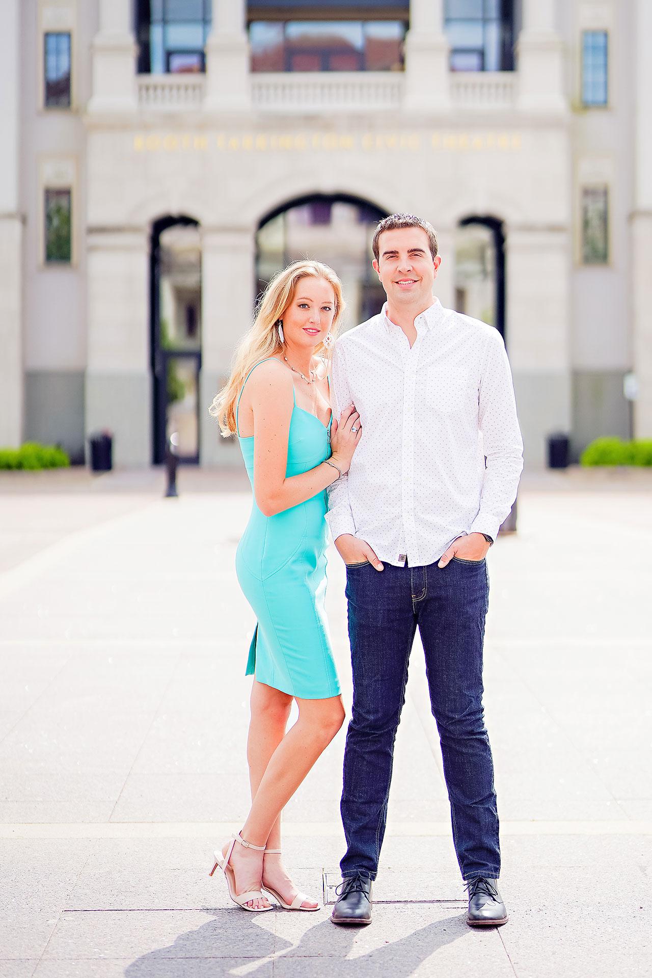 Liz Zach Midtown Carmel Engagement Session 093