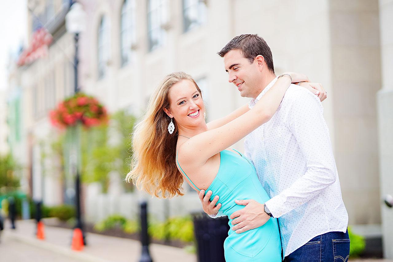 Liz Zach Midtown Carmel Engagement Session 077
