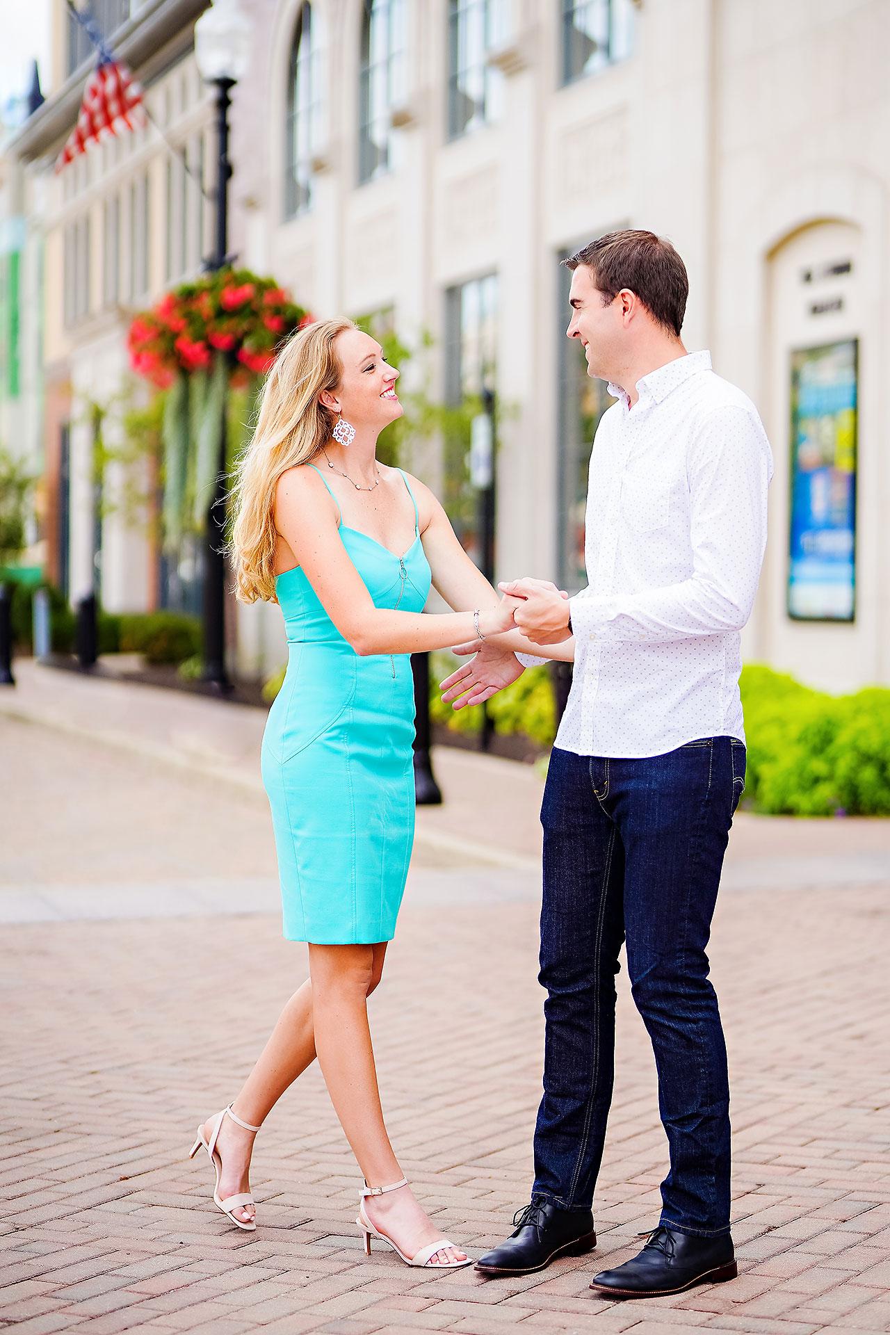 Liz Zach Midtown Carmel Engagement Session 061