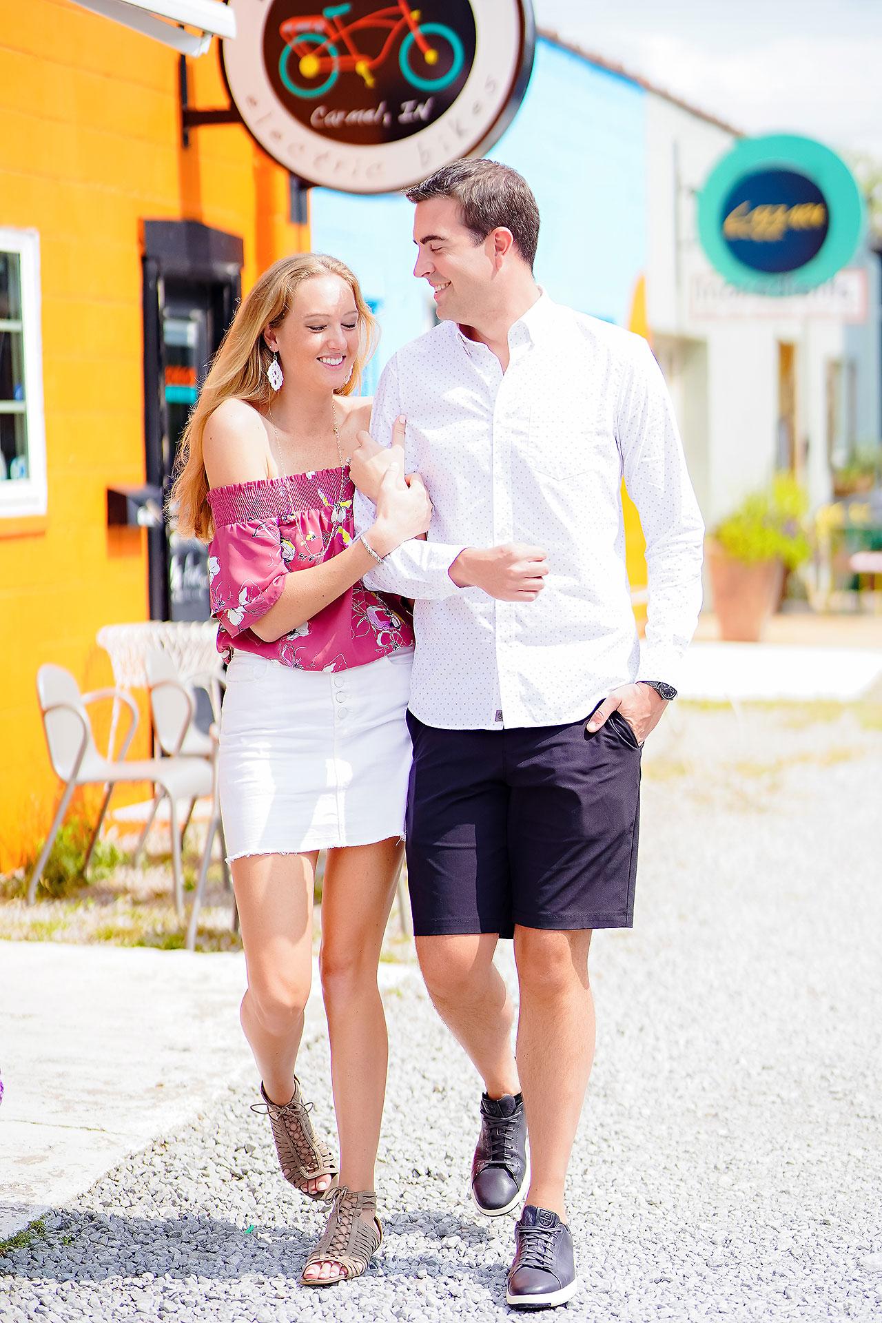 Liz Zach Midtown Carmel Engagement Session 051