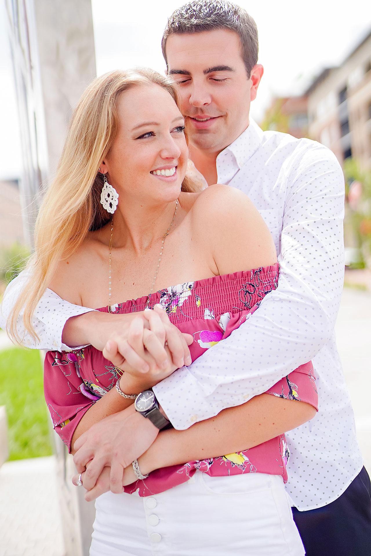 Liz Zach Midtown Carmel Engagement Session 049