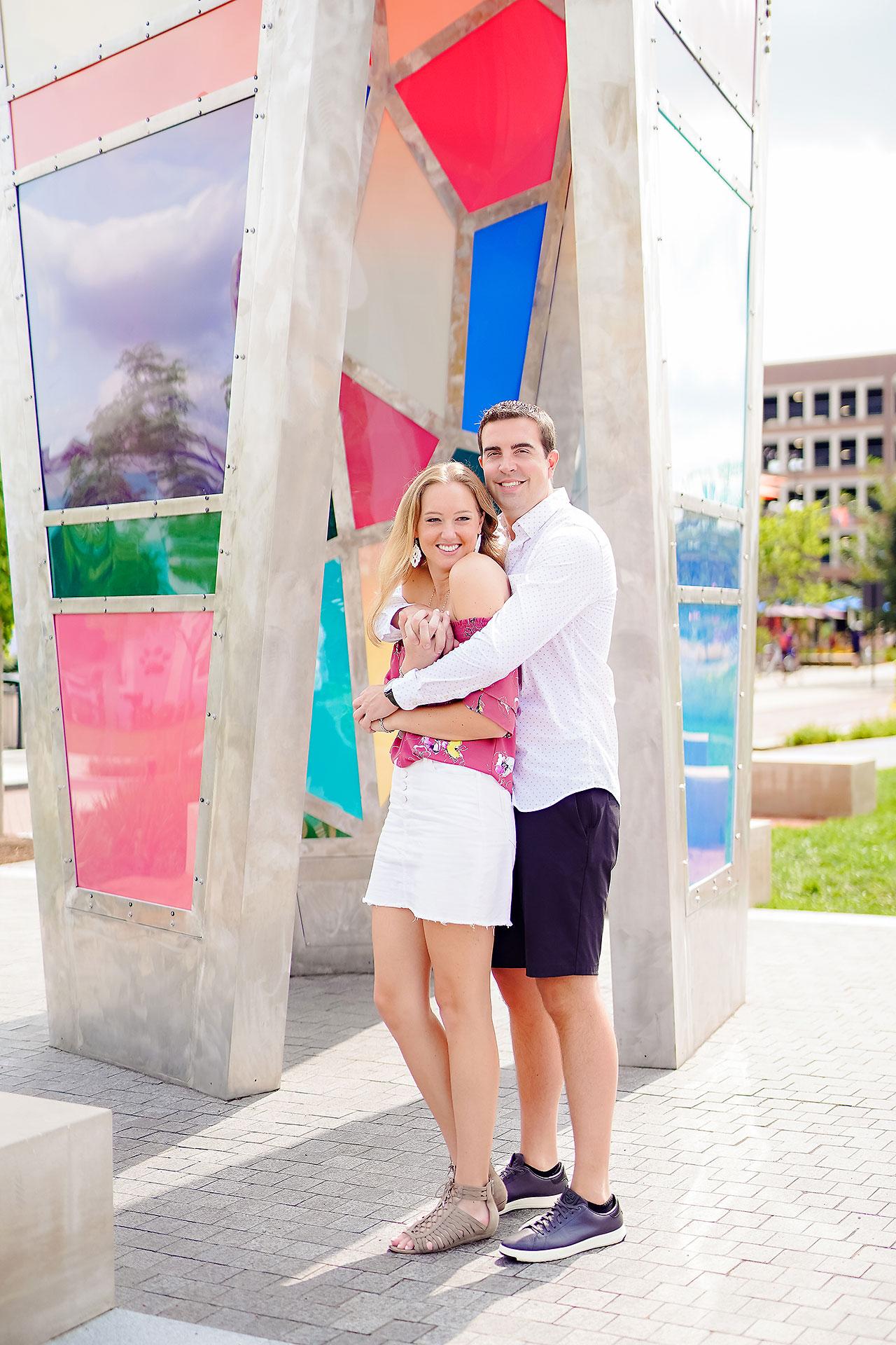 Liz Zach Midtown Carmel Engagement Session 046