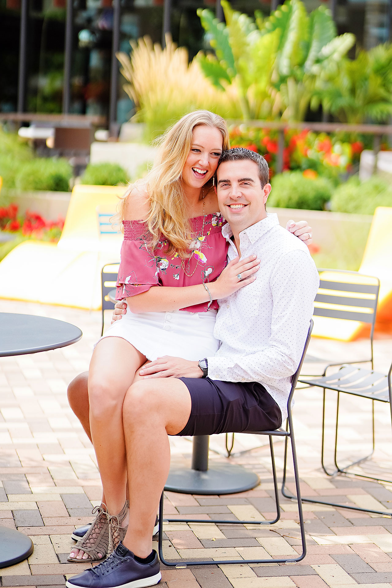 Liz Zach Midtown Carmel Engagement Session 042