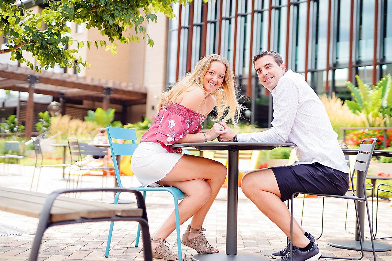 Liz Zach Midtown Carmel Engagement Session 040
