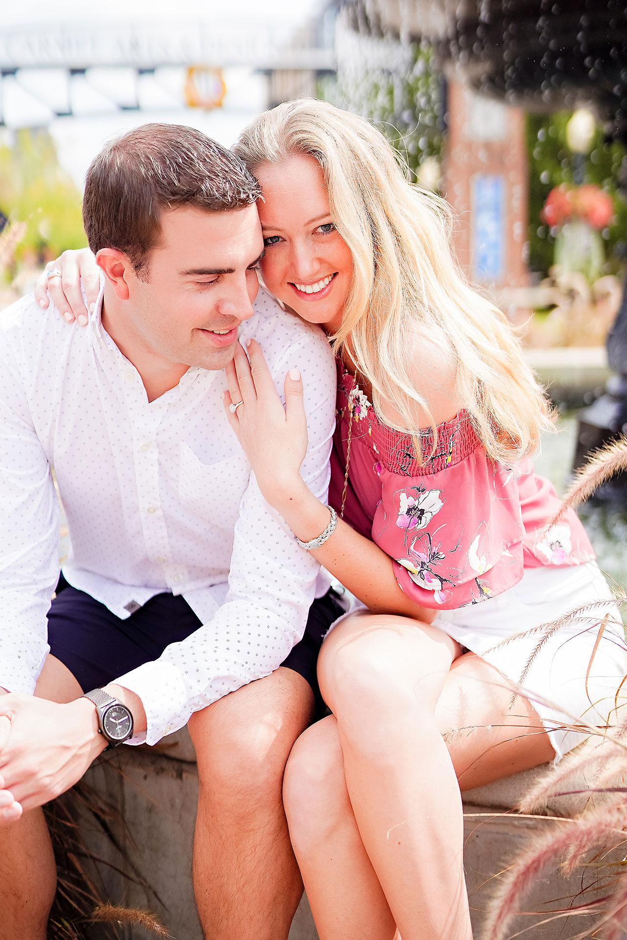 Liz Zach Midtown Carmel Engagement Session 036