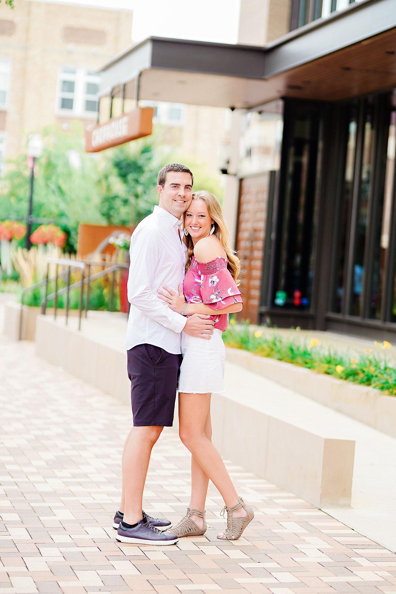 Liz Zach Midtown Carmel Engagement Session 031