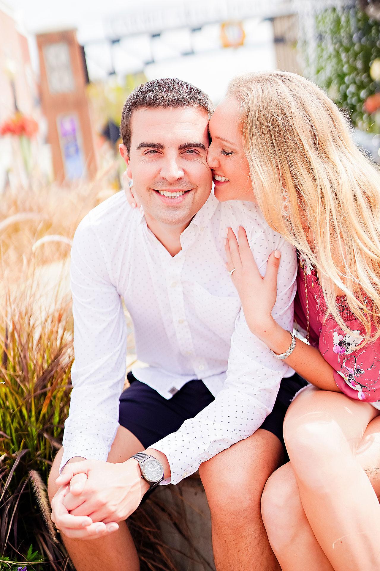 Liz Zach Midtown Carmel Engagement Session 030