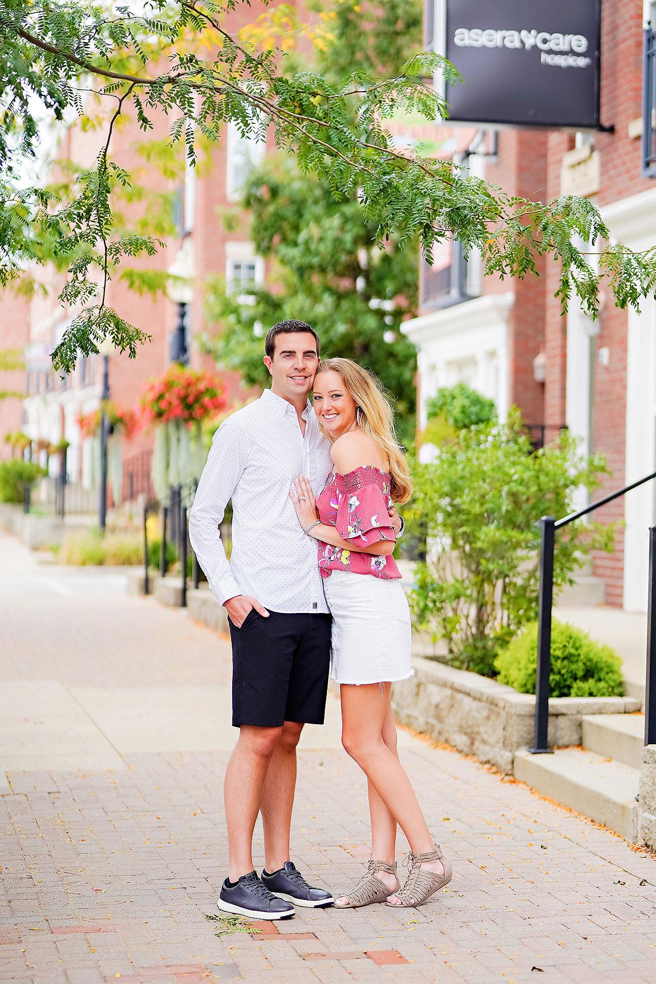 Liz Zach Midtown Carmel Engagement Session 026