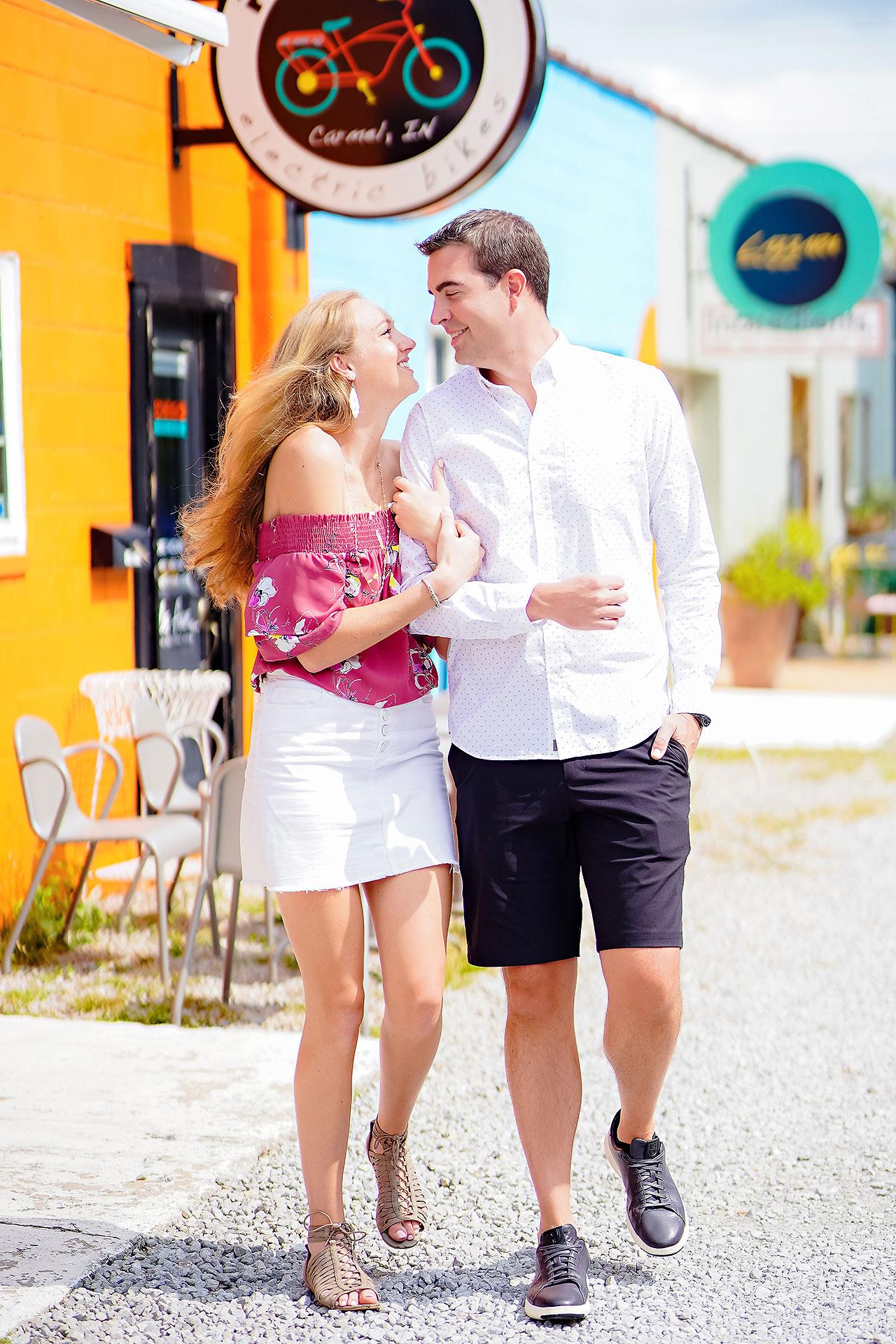 Liz Zach Midtown Carmel Engagement Session 024