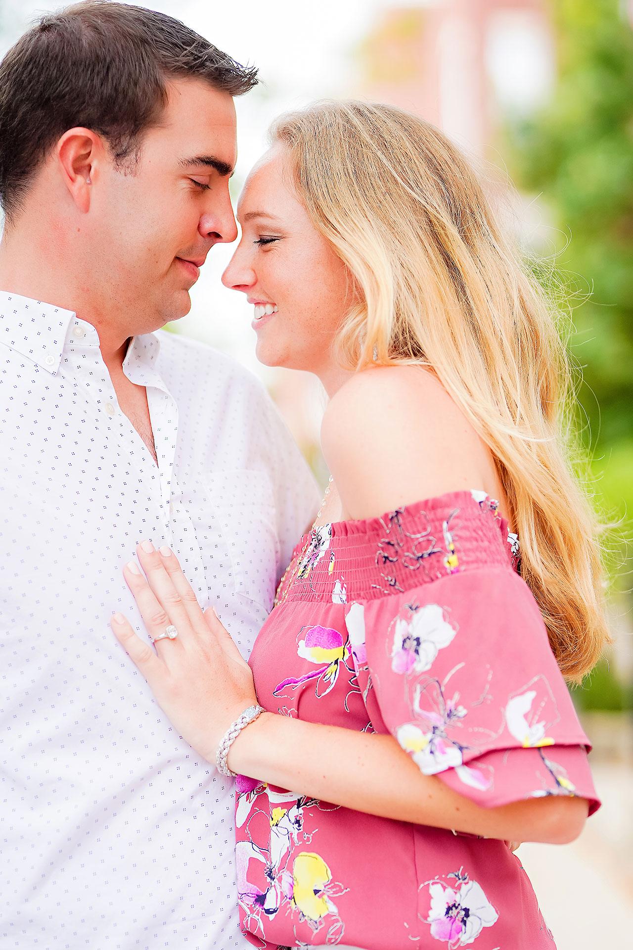 Liz Zach Midtown Carmel Engagement Session 005
