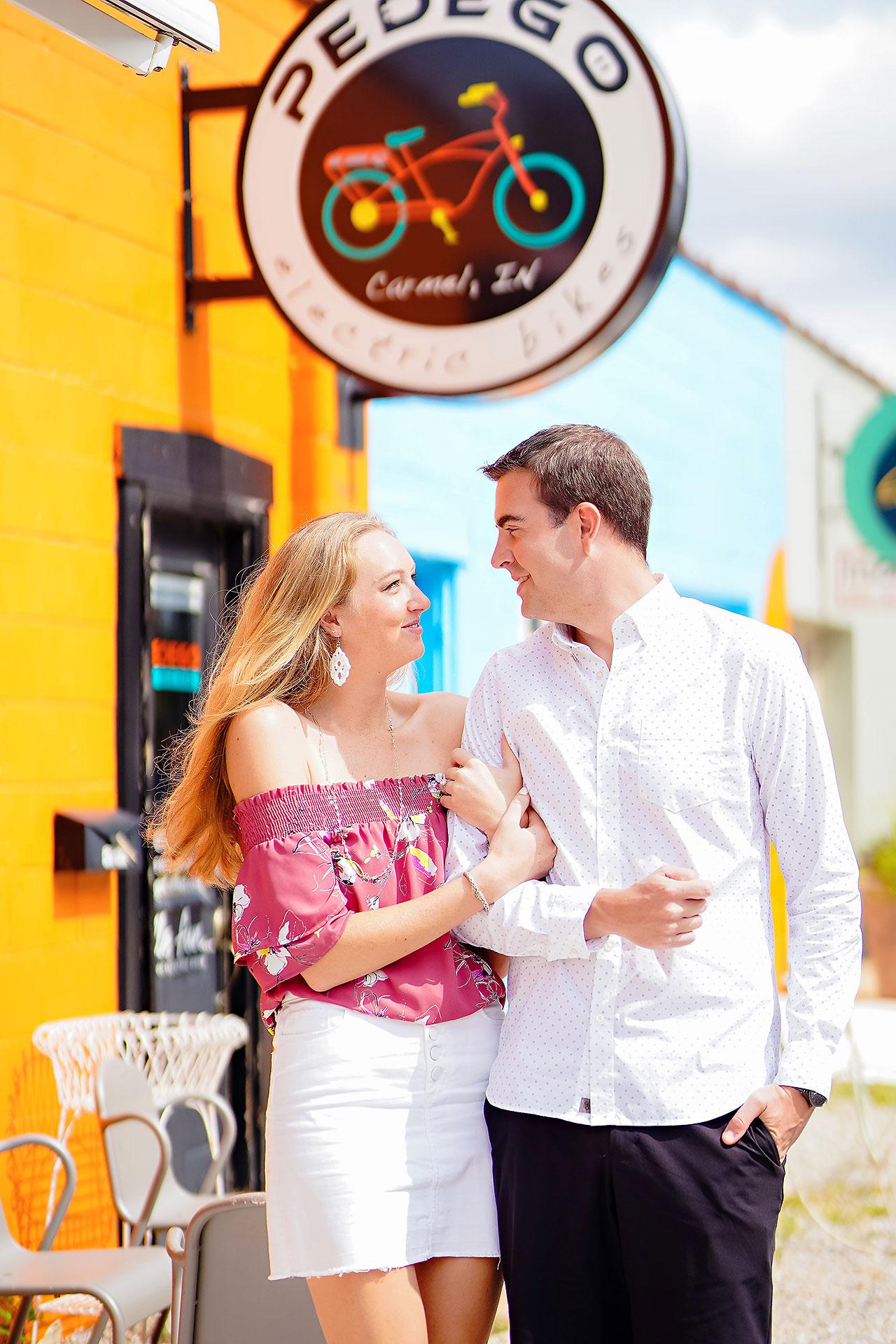 Liz Zach Midtown Carmel Engagement Session 006