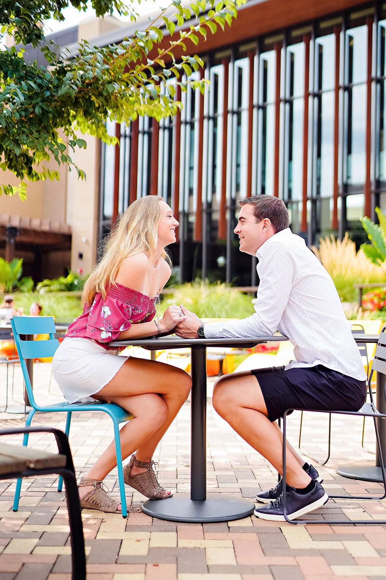 Liz Zach Midtown Carmel Engagement Session 001