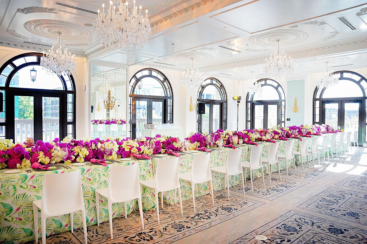MICHELLE + AL | HOTEL CARMICHAEL WEDDING REHEARSAL DINNER