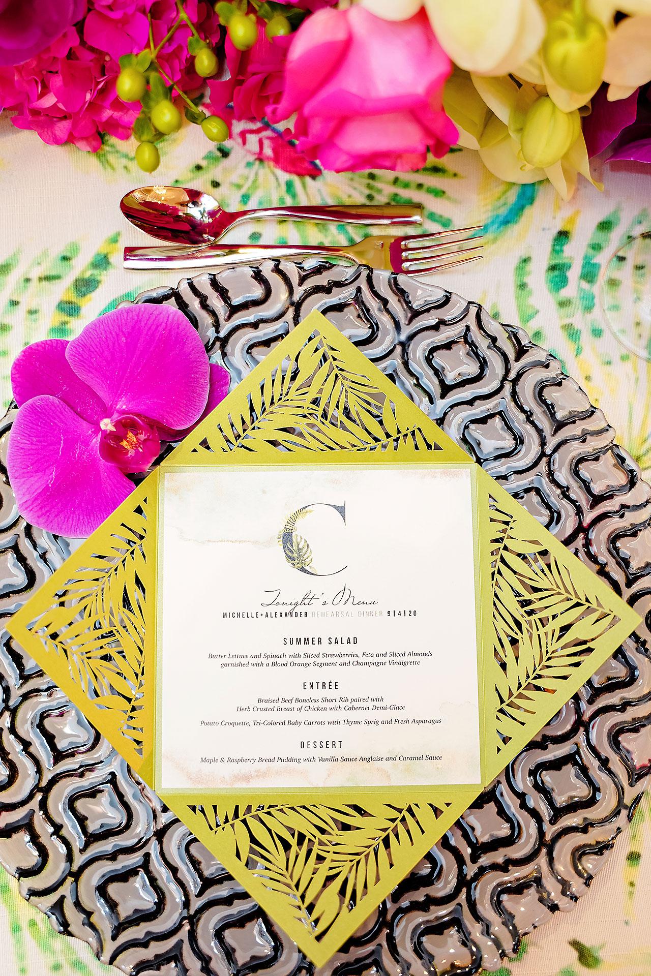 Michelle Al Hotel Carmichael Wedding Rehearsal Dinner 003