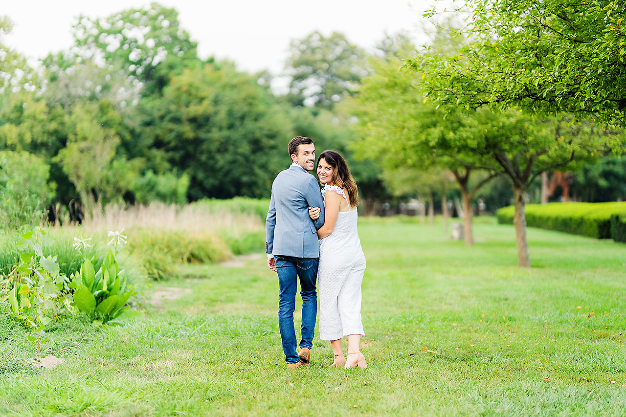 Kate Sawyer Holcomb Gardens Engagement Session 138