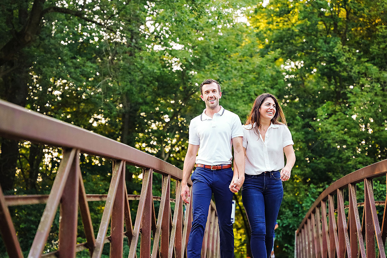 Kate Sawyer Holcomb Gardens Engagement Session 065