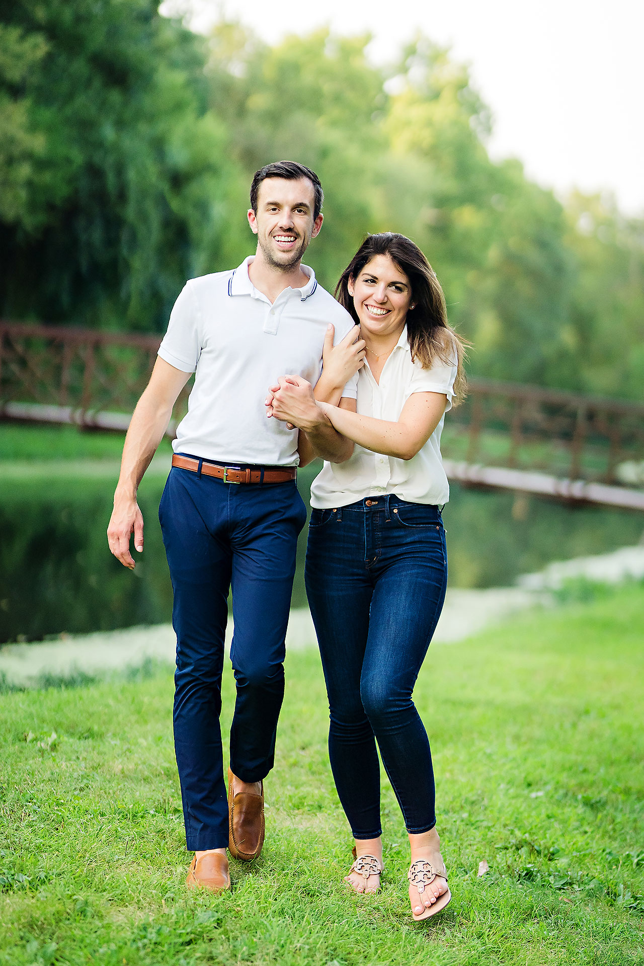 Kate Sawyer Holcomb Gardens Engagement Session 056