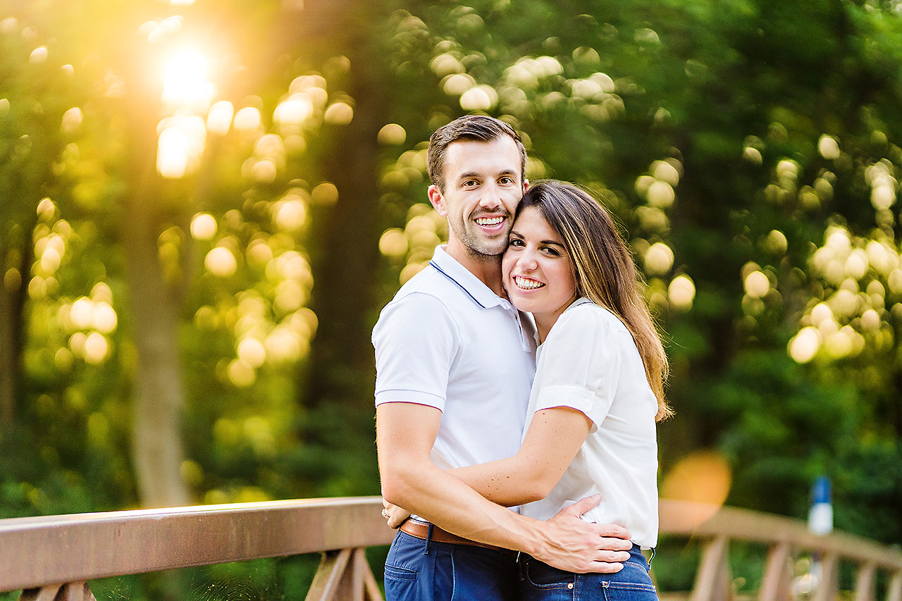 Kate Sawyer Holcomb Gardens Engagement Session 054