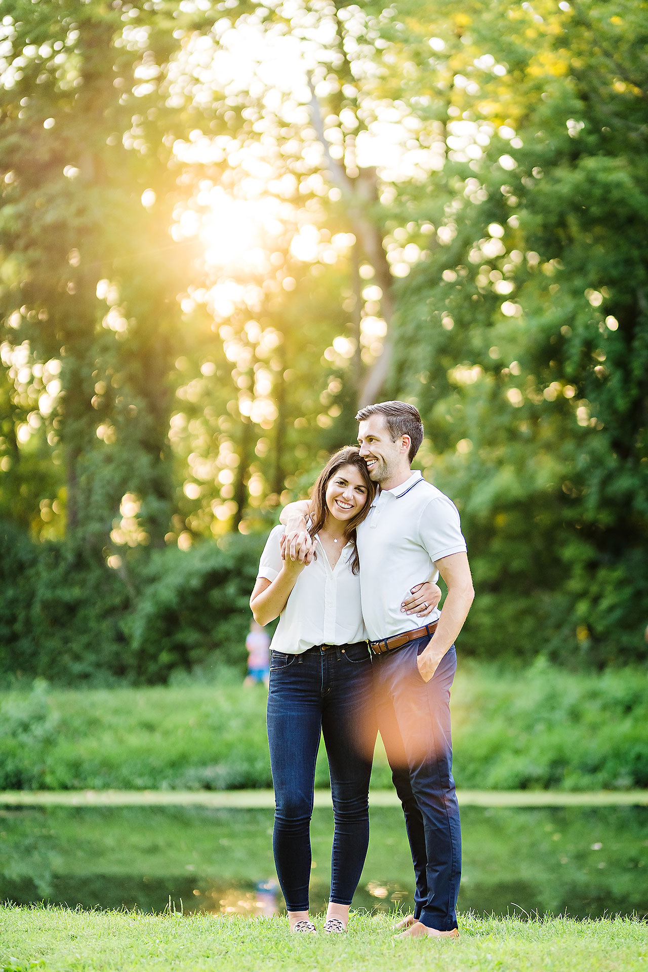 Kate Sawyer Holcomb Gardens Engagement Session 048