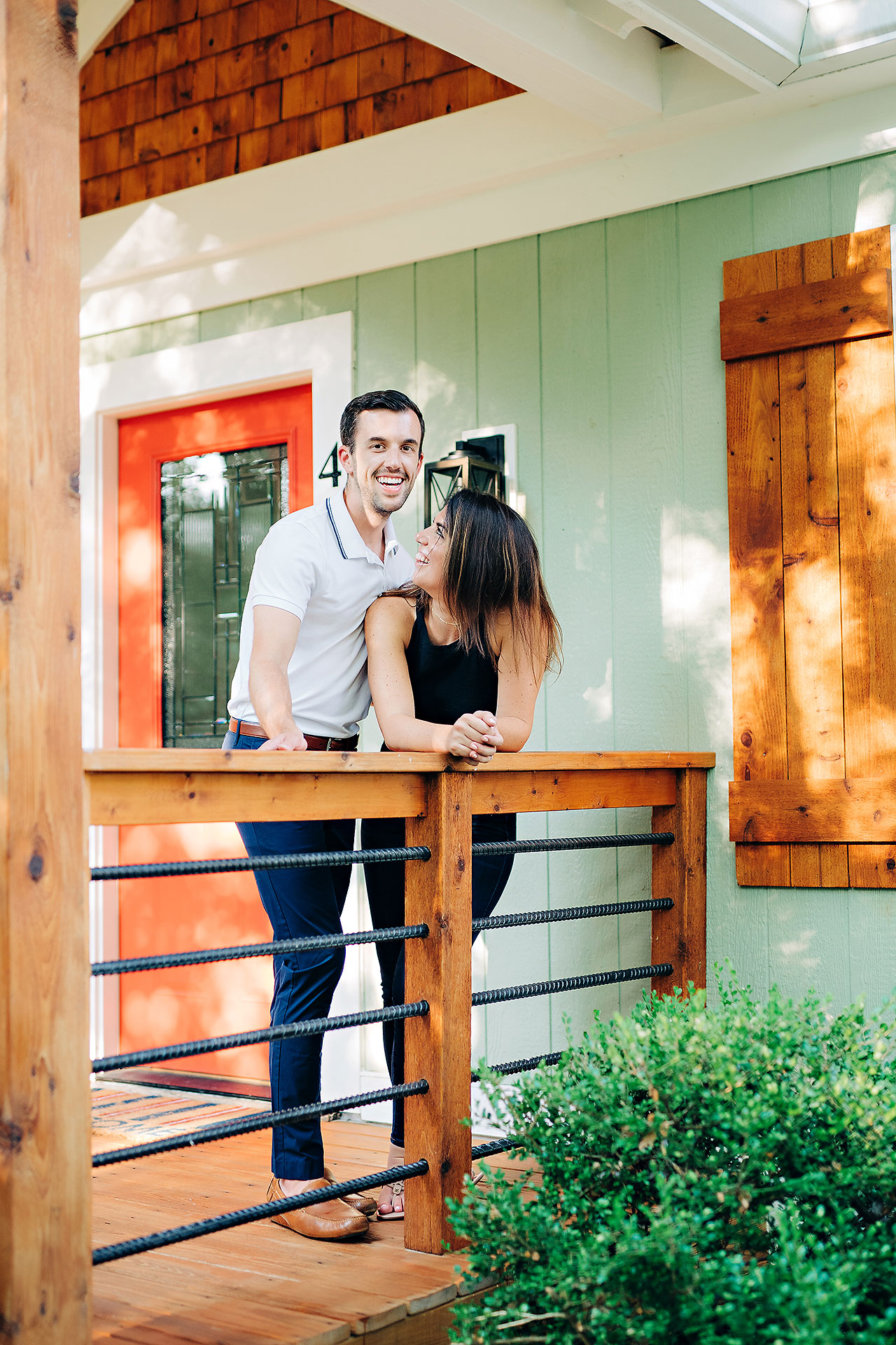Kate Sawyer Holcomb Gardens Engagement Session 028